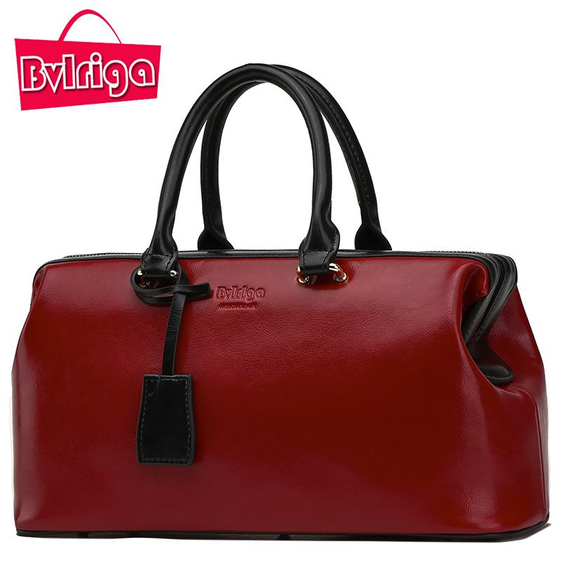 df8753ac53 BVLRIGA Luxury Handbags Women Bags Designer Female Bag Doctor Genuine  Leather Bag Women Leather Handbags Ladies Tote Sac A Main Bags For Sale  Handmade ...
