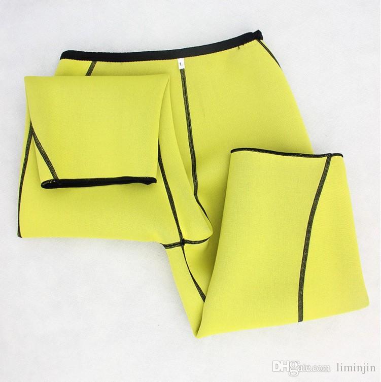 Hot Shapers da donna Super Stretch Super Control Mutandine Pant Stretch Neoprene Dimagrisce Body Shapers Plus Size