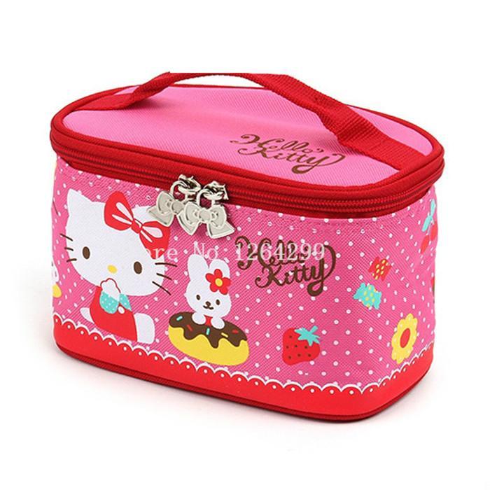 43530879c New Hello Kitty Girls Kids Oxford Theraml Aluminum Foil Lunch Cooler Bags  Kids Handbags For Children Handbags Purses From Godefera, $20.61| DHgate.Com