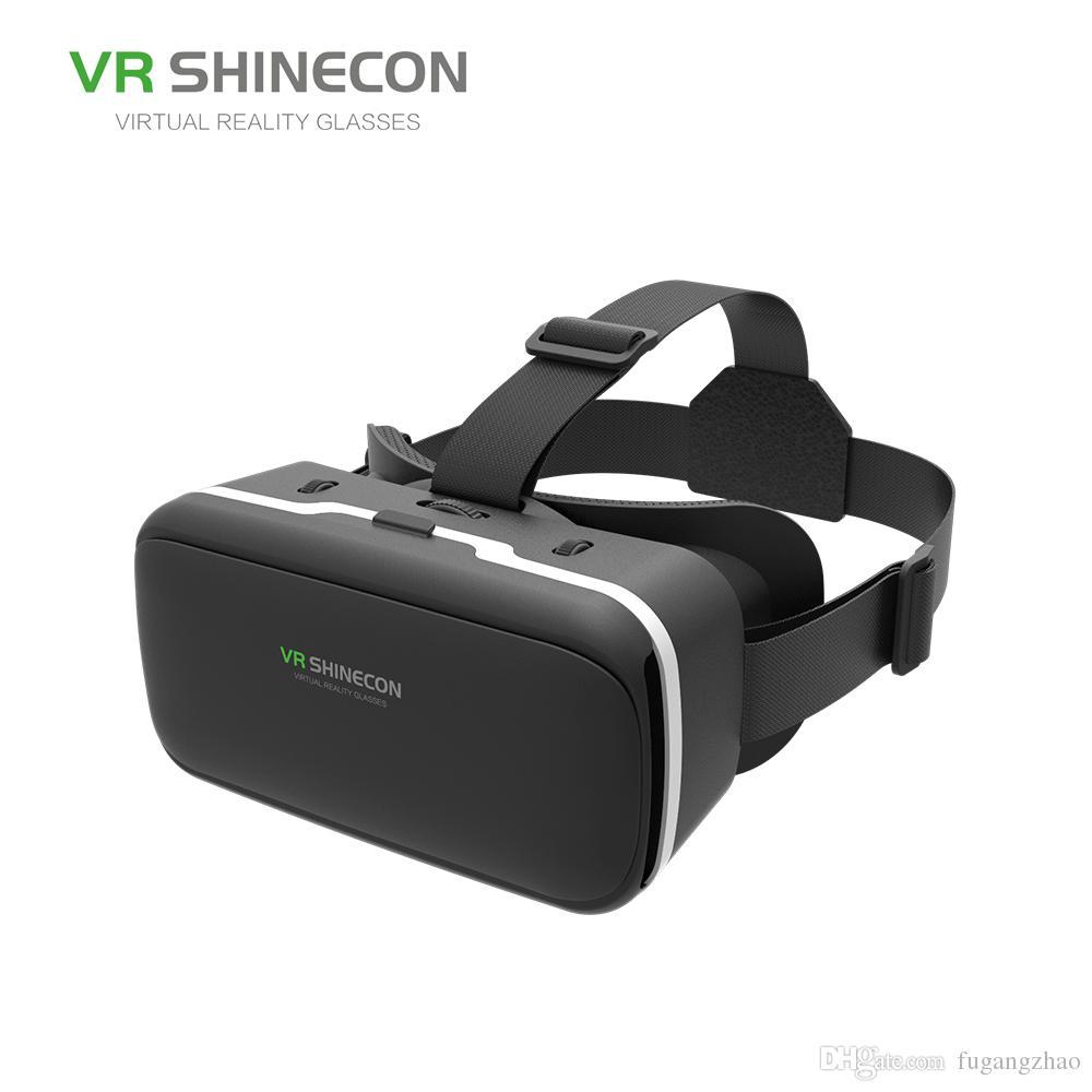 a2e725ec7 Compre A Mais Recente Caixa VR VR Realidade Virtual Óculos 3D Para  Smartphone Telefone Inteligente Óculos De Jogos De Vídeo VR Filmes De  Fugangzhao, ...
