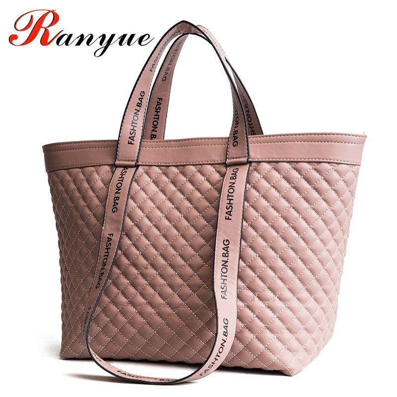 c4cc16fdb7 Hot Sale Plaid Luxury Handbags Women Bags Designer Large Shoulder Bag  Handbags Women Famous Brands Diamond Lattice Bags For Girls Designer  Handbags Totes ...