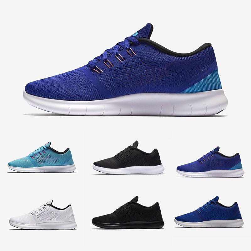 wholesale dealer 20305 87cee Großhandel Nike Flyknit Free Run 2.0 3.0 4.0 5.0 Männer Frauen Free Run 5,0  V Laufschuhe Gute Qualität Lace Up Air Mesh Atmungsaktive Sport Jogging ...