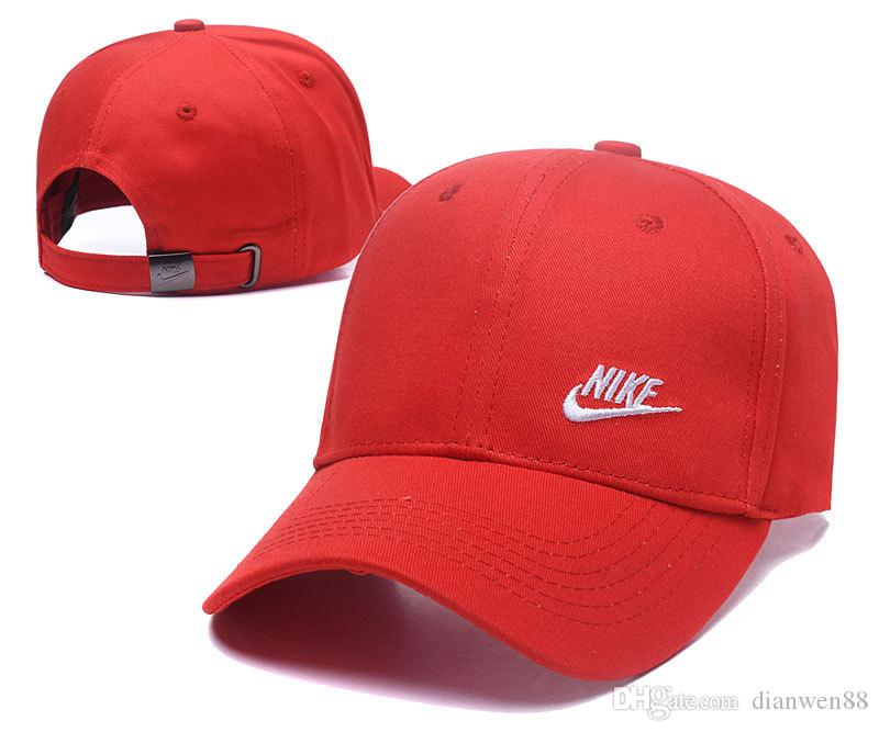 09f8a6a1d41d1 2018 New Womens Designer Caps Plain Baseball Hat Curved Flexfit ...