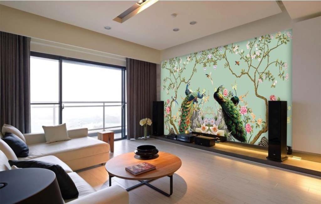 3d Photo Wallpaper Custom 3d Murals Wallpaper