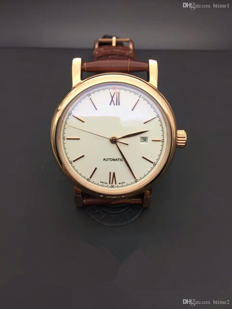 Top Seller High Quality Christmas Gift Men Watch Automatic Movement ...