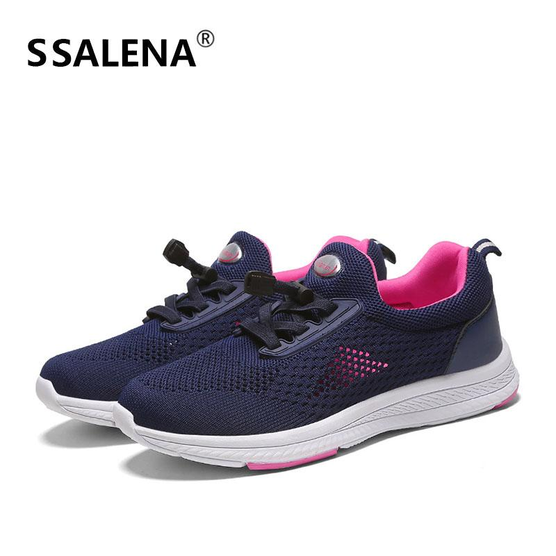 d1a9a25e030 Woman Wearable Anti-Slippery Walking Shoes Comfort Sports Shoes ...