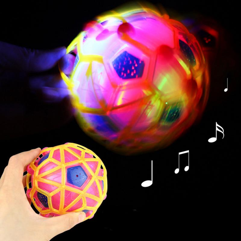 Dancing Lights Of Christmas 2019 2019 Hot Baby Christmas Electric Flash Dancing Light Jumping