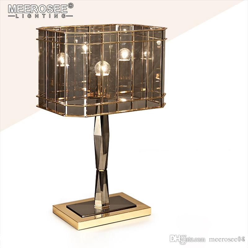 Vintage Lustres Table Light Desk Light For Reading Living Room