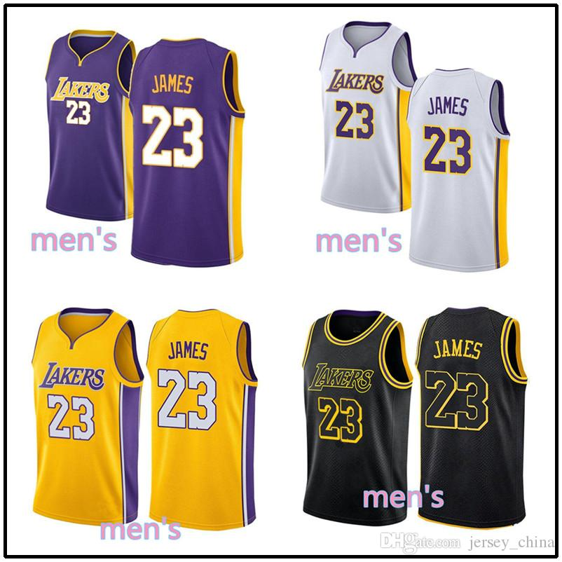 ... promo code for 2018 cheap quality 23 lebron james jersey men 2018 new  city edition embroidery ec5ca4bee