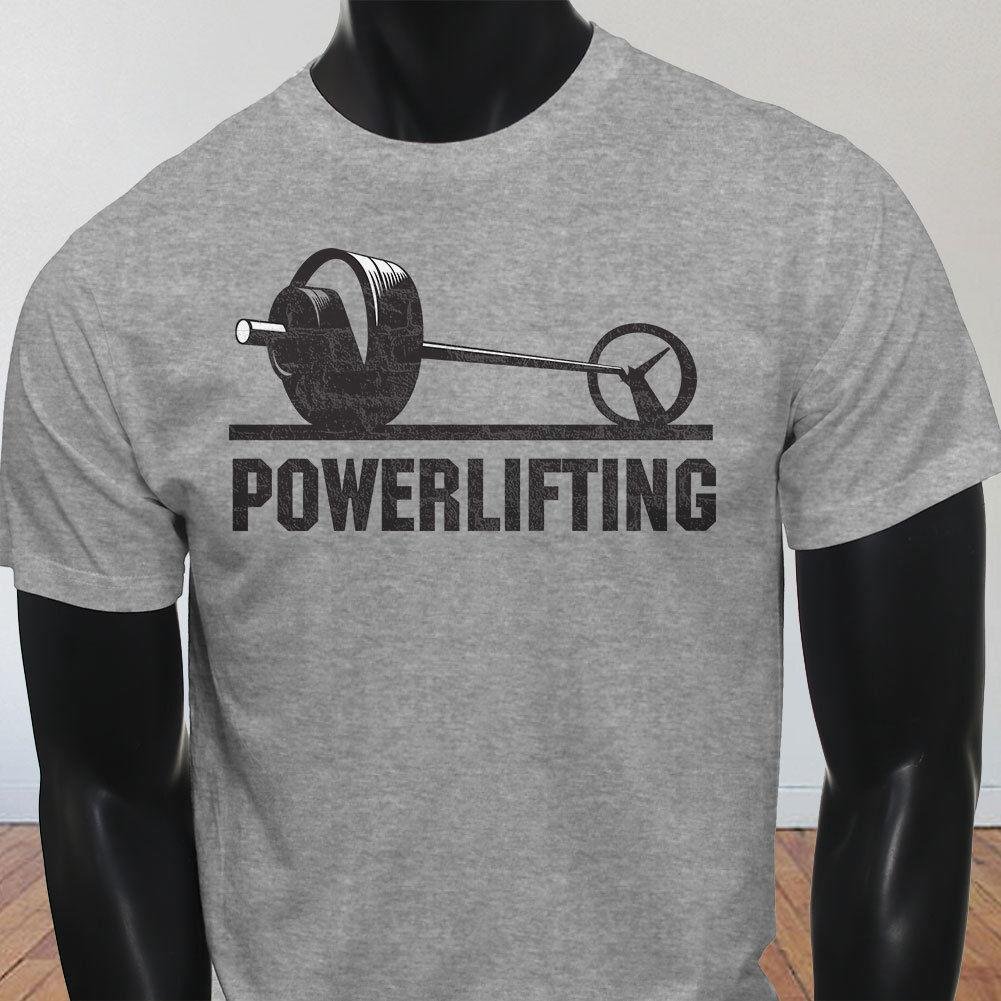 aa8f2a25 HEAVY POWERLIFTING LIFT LIFTING WEIGHTS GYM BENCH Mens Gray T Shirt Funny  Unisex Casual Gift Latest T Shirt Designs Coolest Shirts From  Free_will_shirts, ...