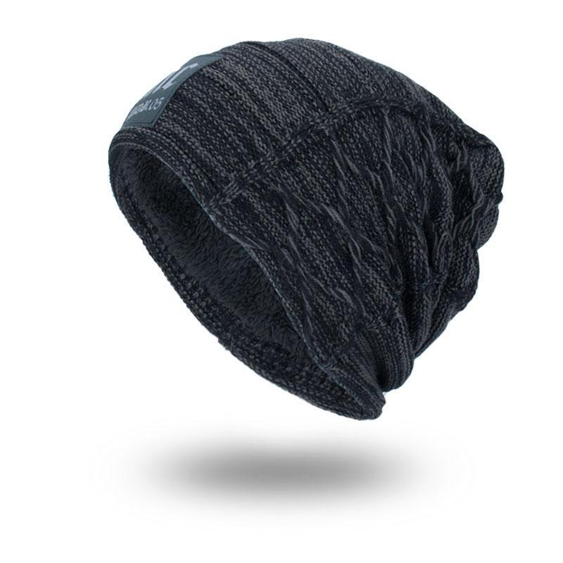 7b414efd46d Joymay 2018 Hot Sale Winter Autumn Beanies Hat Unisex Warm Soft Skull  Knitting Cap Hats Touca Gorro Caps For Men Women Wholesale WM058 Cap Hat  Cute Beanies ...