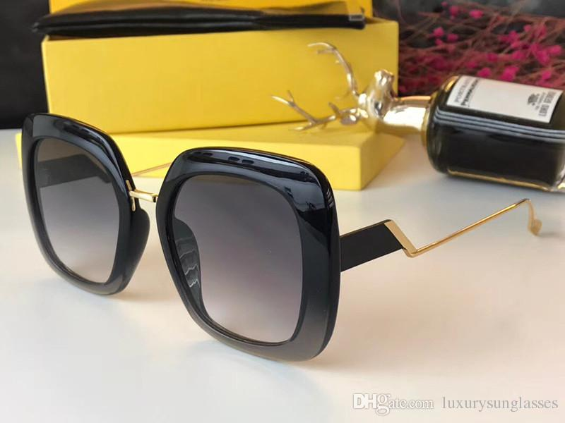 Luxury 0315 Sunglasses For Women Brand Designer Popular Charming Fashion Sunglasses Top Quality UV Protection Sunglasses Come With Package
