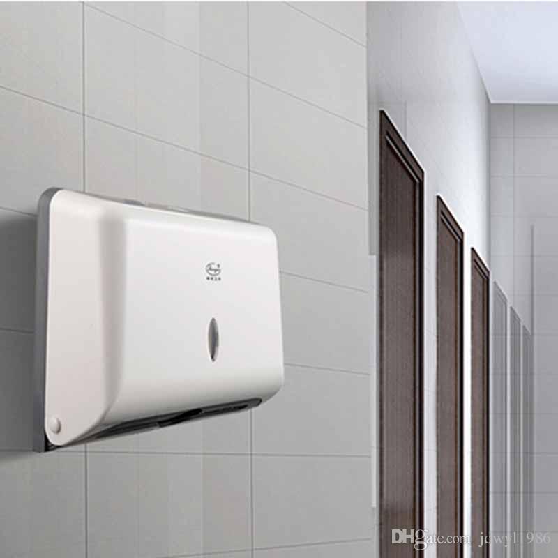 2019 Wall Mounted Bathroom Tissue Dispenser Tissue Box