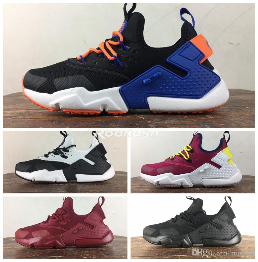 85d3fcb9395ee Newest 2018 Air Huarache Drift Ultra Breathe Hurache 6 6s Running Shoes For Mens  Women Huraches Sports Training Sneakers Size 5.5 11 Track Shoes Best ...