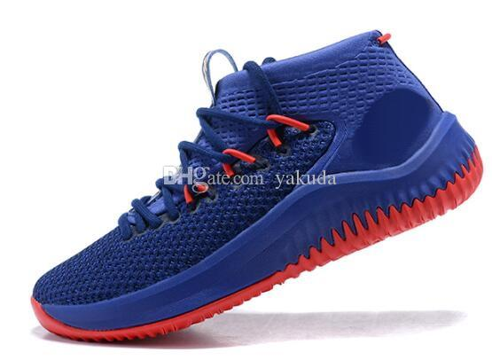 separation shoes 34b6e 3d6a4 2019 Dame Lillard Shoes,The New Dame 4 Basketball Shoes With Shoes  Technology,MenS Dame 4 Basketball Shoes Sneaker,Training Running Sneakers  From Yakuda, ...