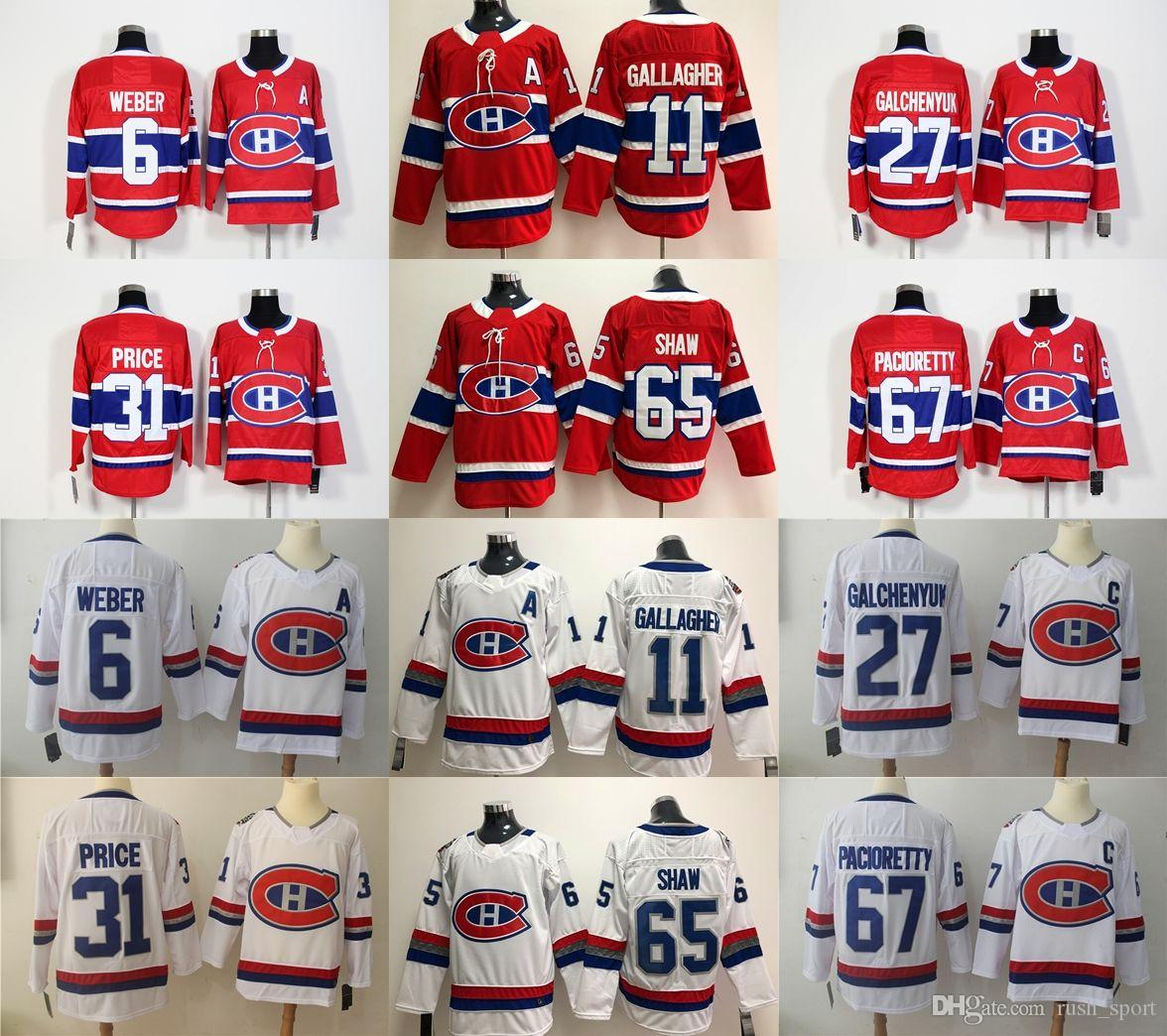 029858a68e1 2018 Season AD Montreal Canadiens Cheap Hockey Jerseys PRICE 31 ...