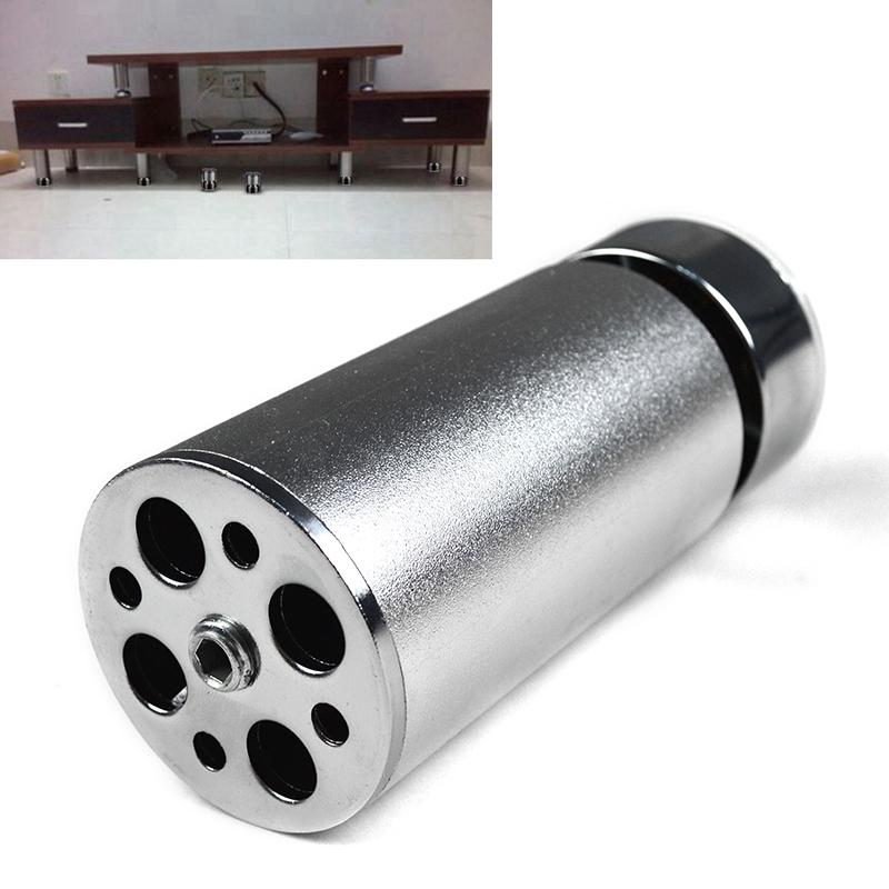 Adjustable Support Furniture Legs Kitchen Cabinets Aluminium Alloy Cabinet Feet Decorative Feet Leg Corner Protector
