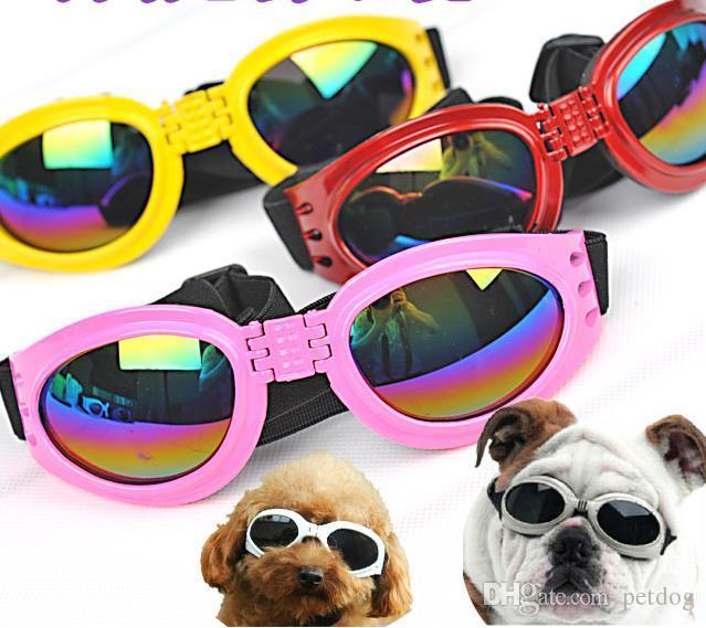 Compre Os Fabricantes De Óculos De Sol Do Cão Venda Direta Pode Ser ... 51a619af4a