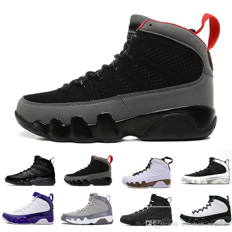 cd40e090da0294 New Mop Melo 9 9s Mens Basketball Shoes LA Bred OG Space Jam Tour ...