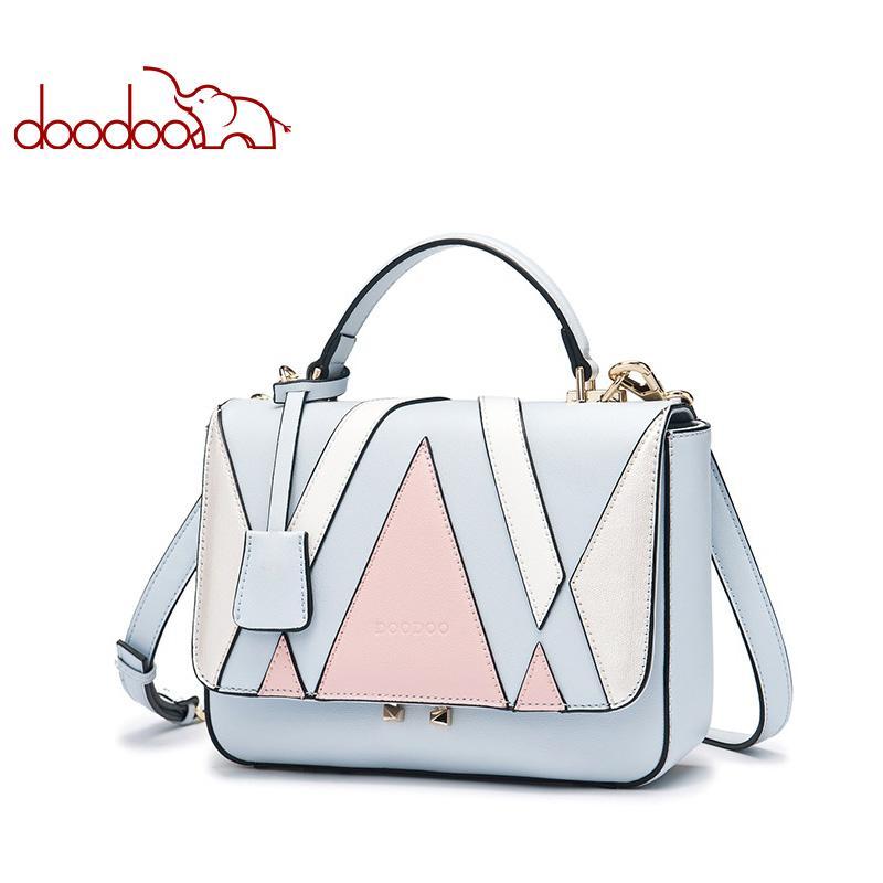 Compre Doodoo Bolsa Das Mulheres Patchwork Tote Bag Ombro Feminino Sacos  Crossbody Das Senhoras De Couro Artificial Top Handle Bag Tassel 2 Cores De  ... b7842a9bda4