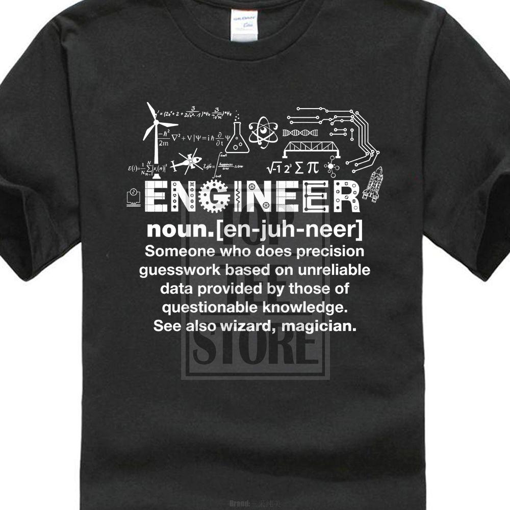 33ef51cb8e Engineer T Shirt Funny Slogan Joke Sarcastic Birthday Gift Present Vintage T  Shirts Band T Shirts From Berniee, $34.05| DHgate.Com