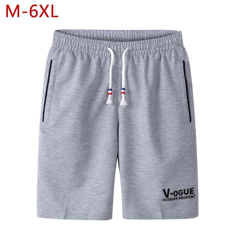 69c127b517 2019 M 6XL Plus Size Thin Stretch Summer Short Pants For Men Casual Cotton  Fitness Bodybuilding Bermuda Shorts Mens Cargo Shorts 5XL From Beltloop, ...