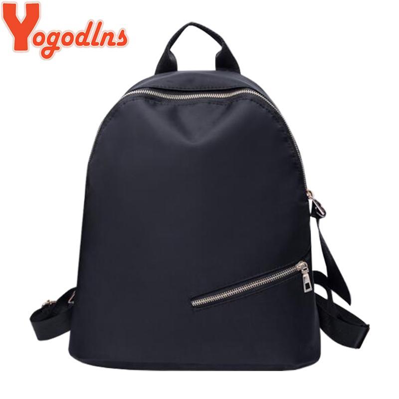 bd9cb47c6c06 Yogodlns Casual Women Backpack Oxford School Backpacks for Teenage Girls  Large Capacity Shoulder Bags Student Book Bag Backpacks