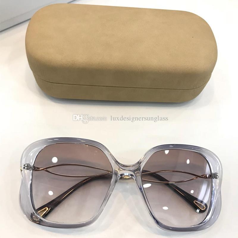 Großhandel 740 Luxus Sonnenbrille Für Frauen Große Quadratische ...