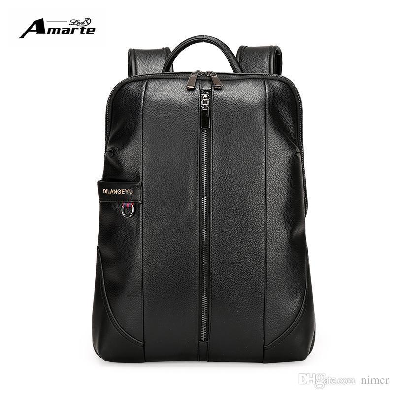 58fc87eea0 Wholesale- 2017 Amarte Brand Cool Urban Backpacks Women Light Slim  Minimalist Fashion Women Backpack 14 Laptop Backpack Men s Casual B Urban  Backpack Laptop ...