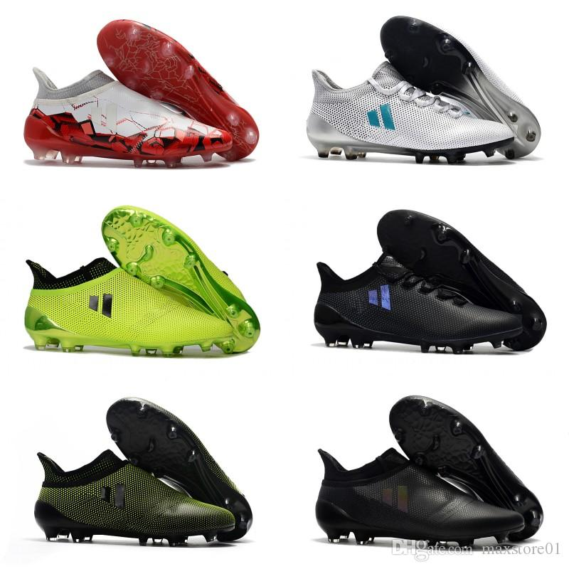 newest cheap online 2018 Outdoor X 17.1 FG soccer shoes Mens football boots lows High Quality Athletics Sports soccer cleats turf futsal Free shipping outlet get authentic 2L0jA94P