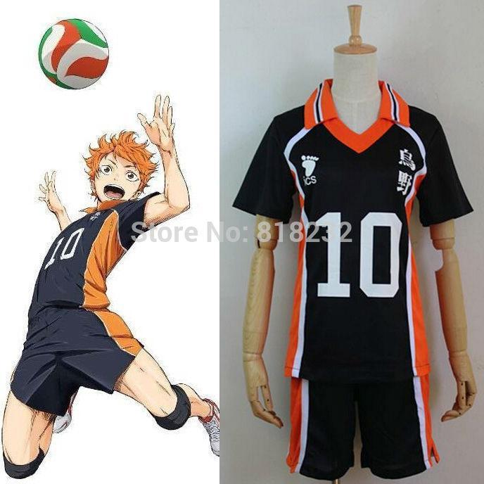 Haikyuu Oikawa Midorubulooka NO. 10 Schuluniform Shortwear Ärmel Jersey Anime Cosplay Kostüme