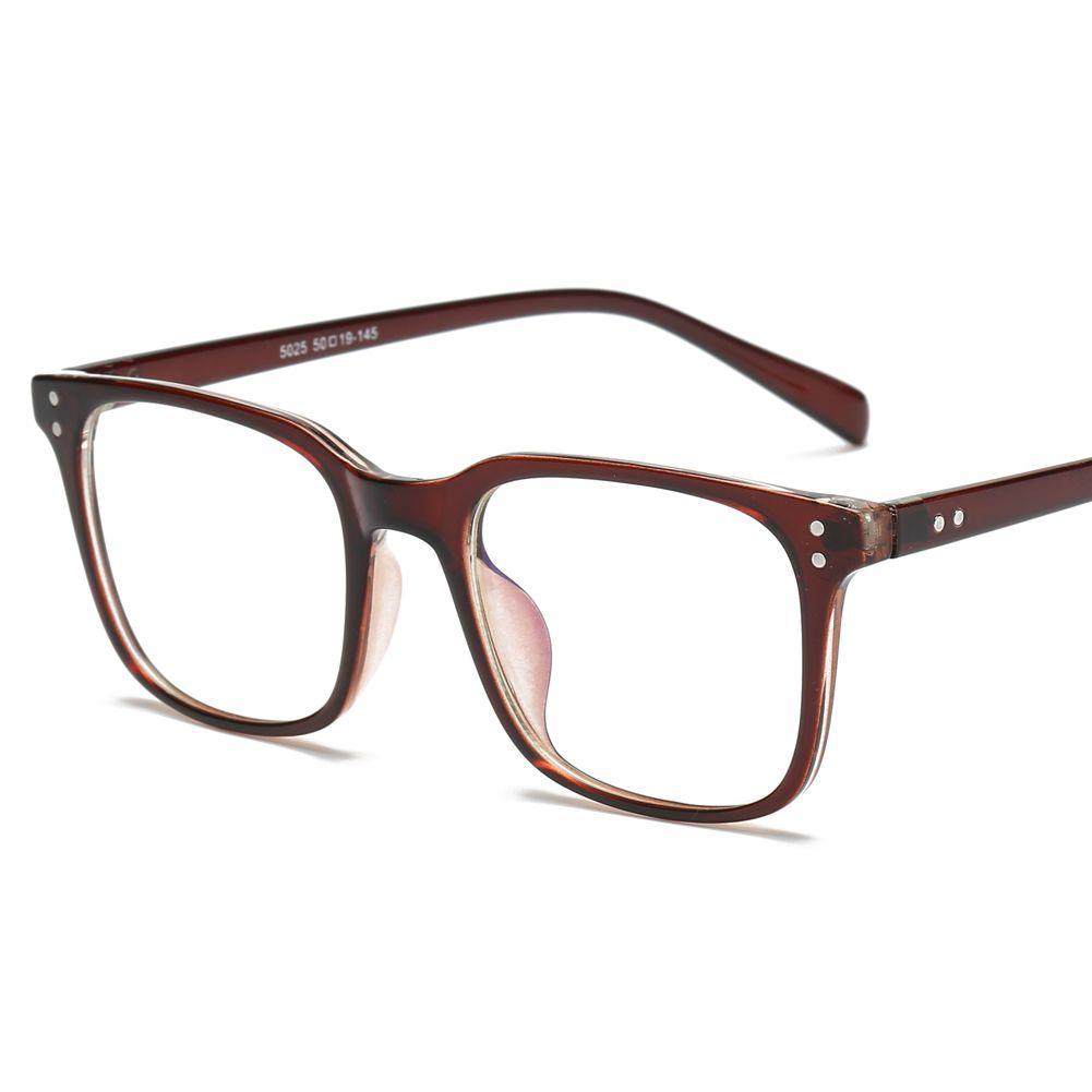 Großhandel Mode Anti Blue Ray Designer Brillen Rechteck Optische ...