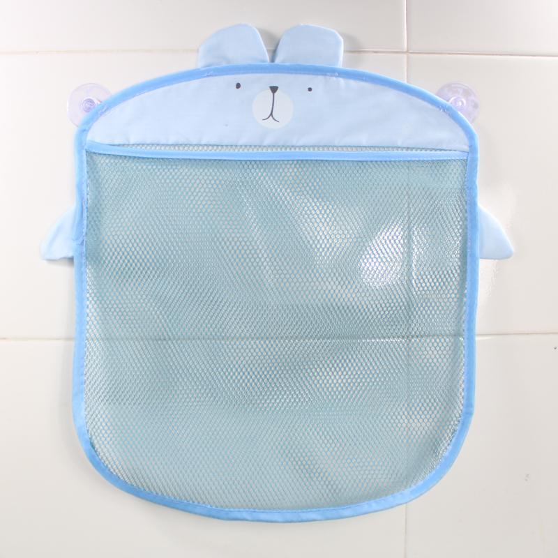 Home & Garden Bath Baskets Baby Kids Bathroom Mesh Bag Basket Net Cartoon Animal Shapes Waterproof Cloth Sand Toys Beach Storage