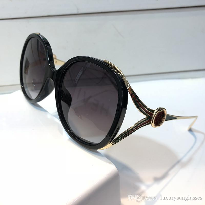 47915173fd9 Luxury 0226S Sunglasses For Women Design Popular Fashion 0226 Summer ...