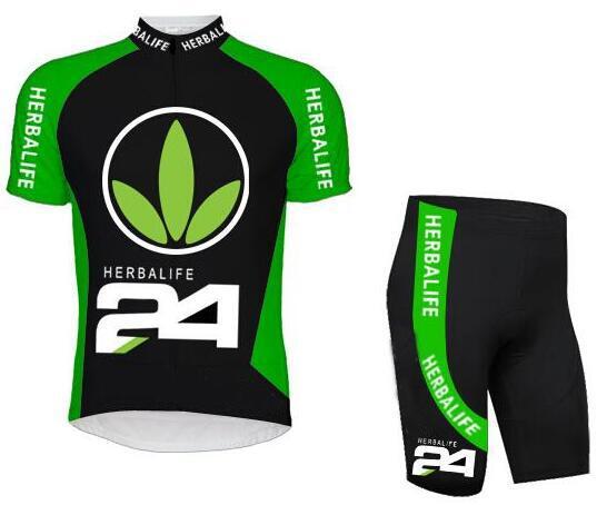 Compre HERBALIFE 2018 Ciclismo Jersey Bicicleta Desgaste Respirável ... b50f5f02ddd48