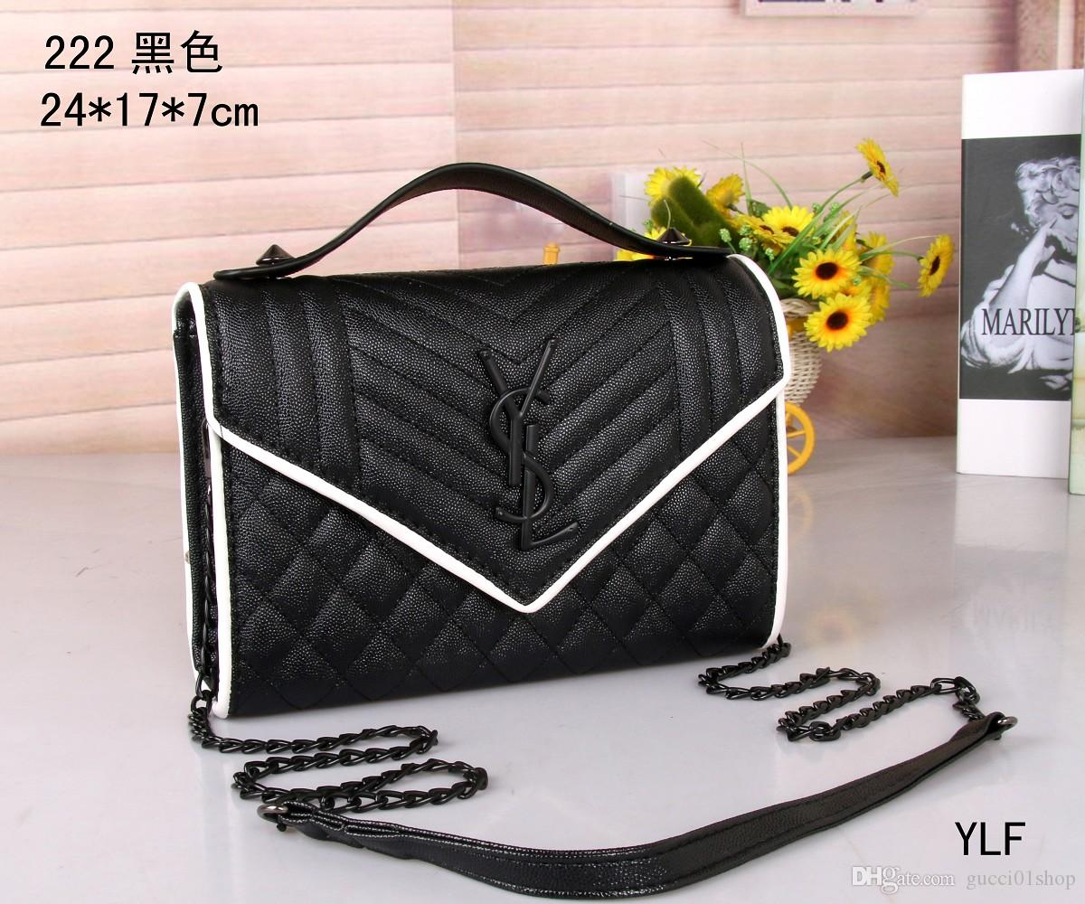 New Hot Sale Fashion Handbags Women Bags Designer Handbags Wallets For Women  Leather Chain Bag Crossbody And Shoulder Bags Handbags On Sale Leather Bags  ... cd61d77558263