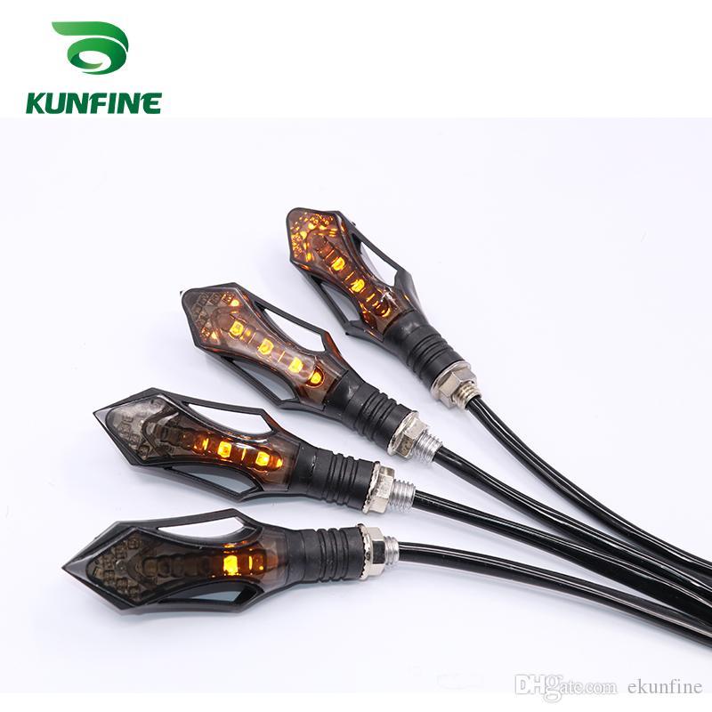 LED 40W Motorrad Bremslicht hinten Blinker Kennzeichenbeleuchtung Halterung