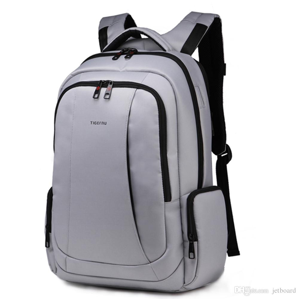 c480ffc3e3 2019 TIGERNU T B3143 01 15.6 Inch Business Laptop Backpack 210D Nylon And  Polyester