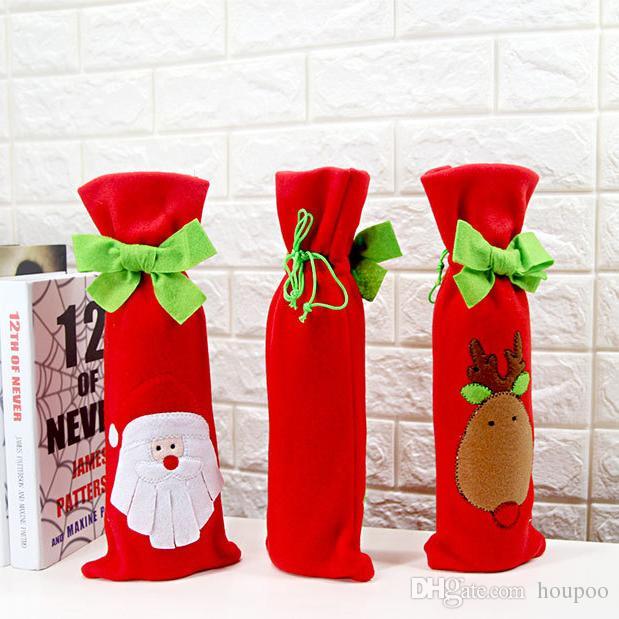 60 piece gift bag wrap christmas
