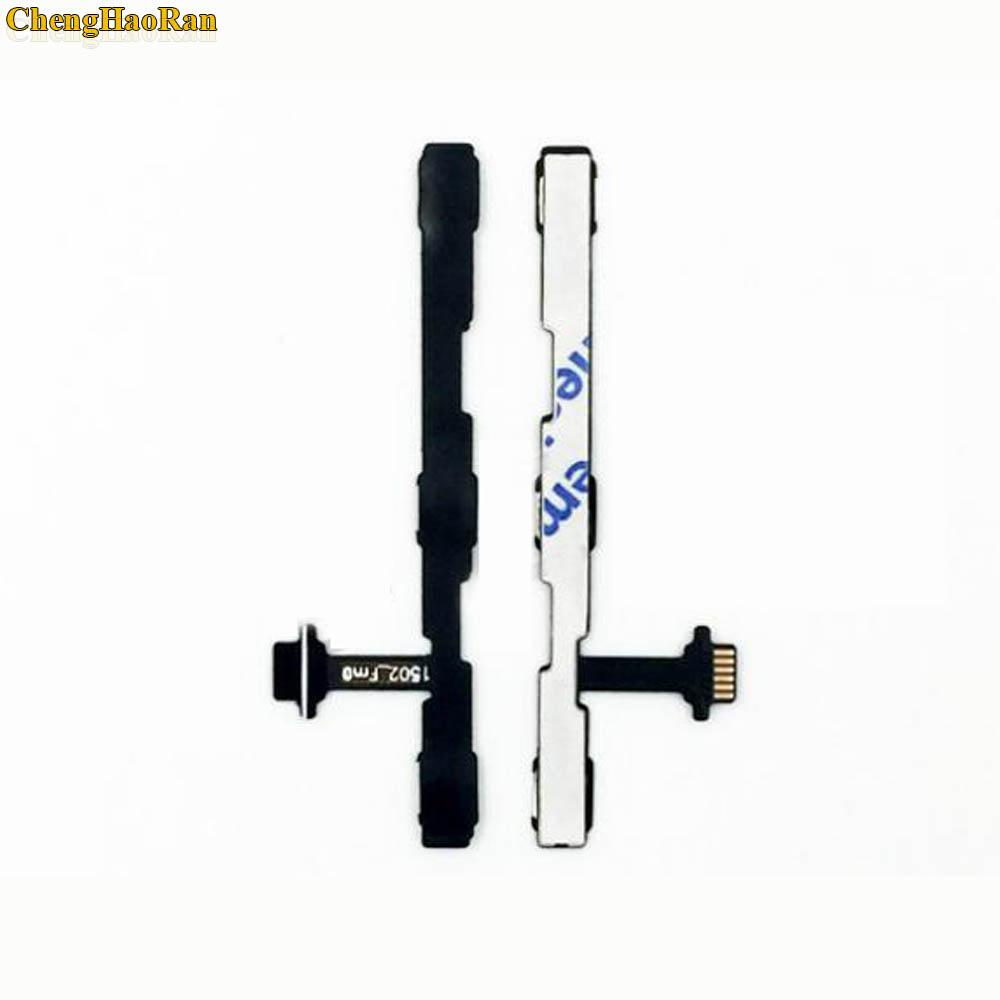 ChengHaoRan 1x Power Button Switch Volume Button Mute On / Off Flex Cable For ASUS ZenFone Max ZC550KL ZC500KL Repair parts
