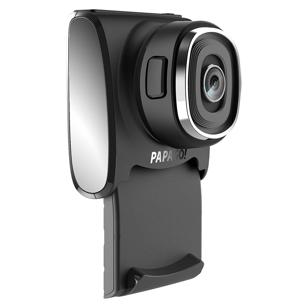H50 Car DVR PPG 8030 1440P 2.0 inch Slide Screen 142 Degree Angle Video Recorder