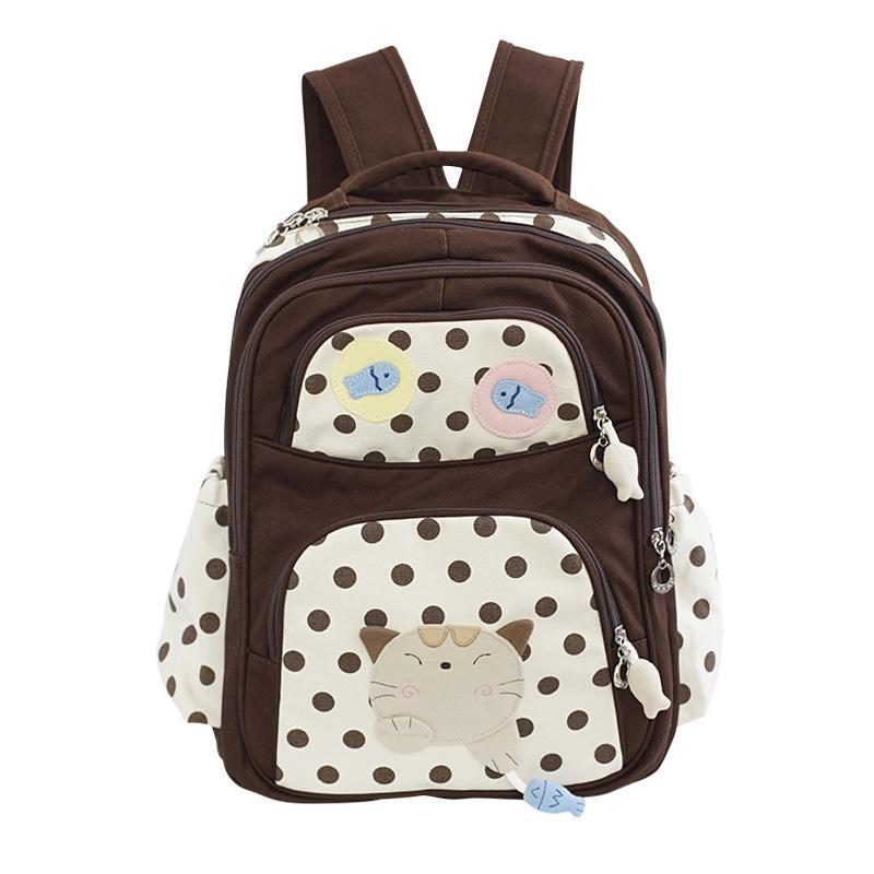 653c25de7a29 Women Backpacks Leather Female Travel Shoulder Bag Backpack High Quality  Canvas Women Bag College Wind School Bag Backpack