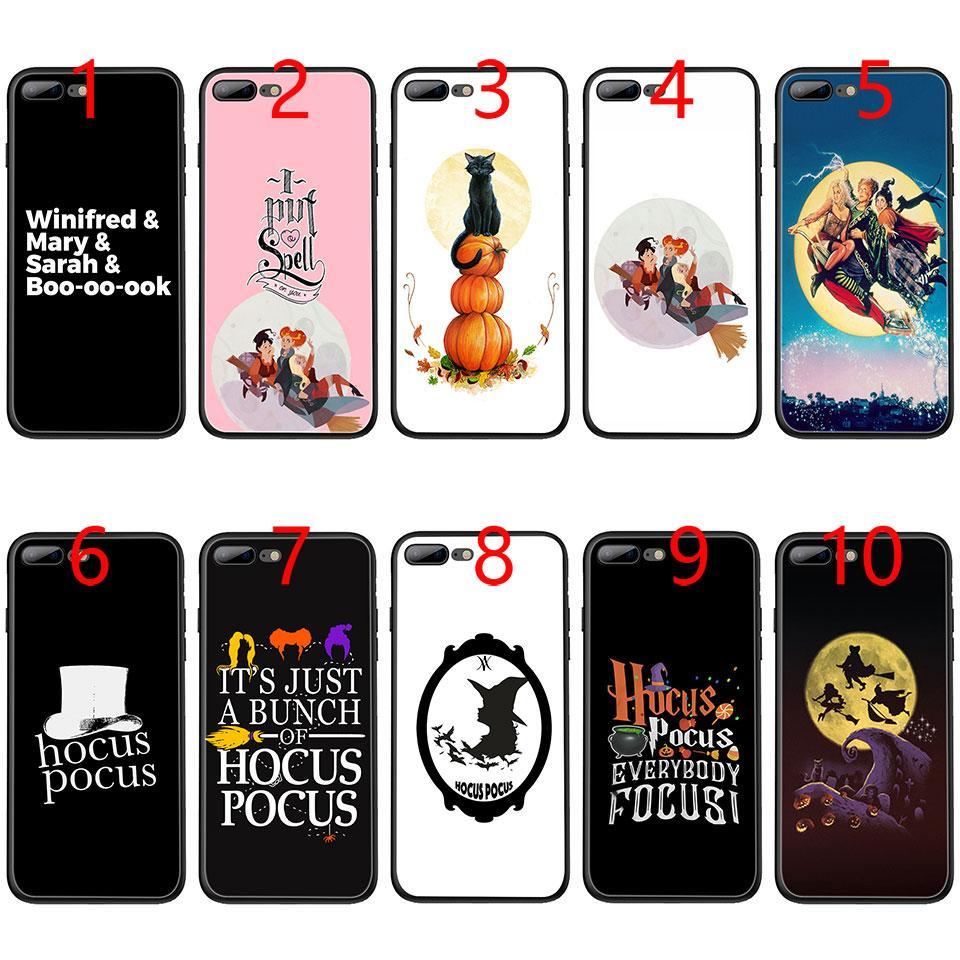 iphone 8 case hocus pocus