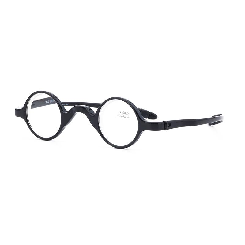 0cf6e268389 2019 Sunny Spotsmall Box Personality Reading Glasses Men And Women Fashion  Small Round Frame Reading Glasses Wholesale High End Frame From Fengyune