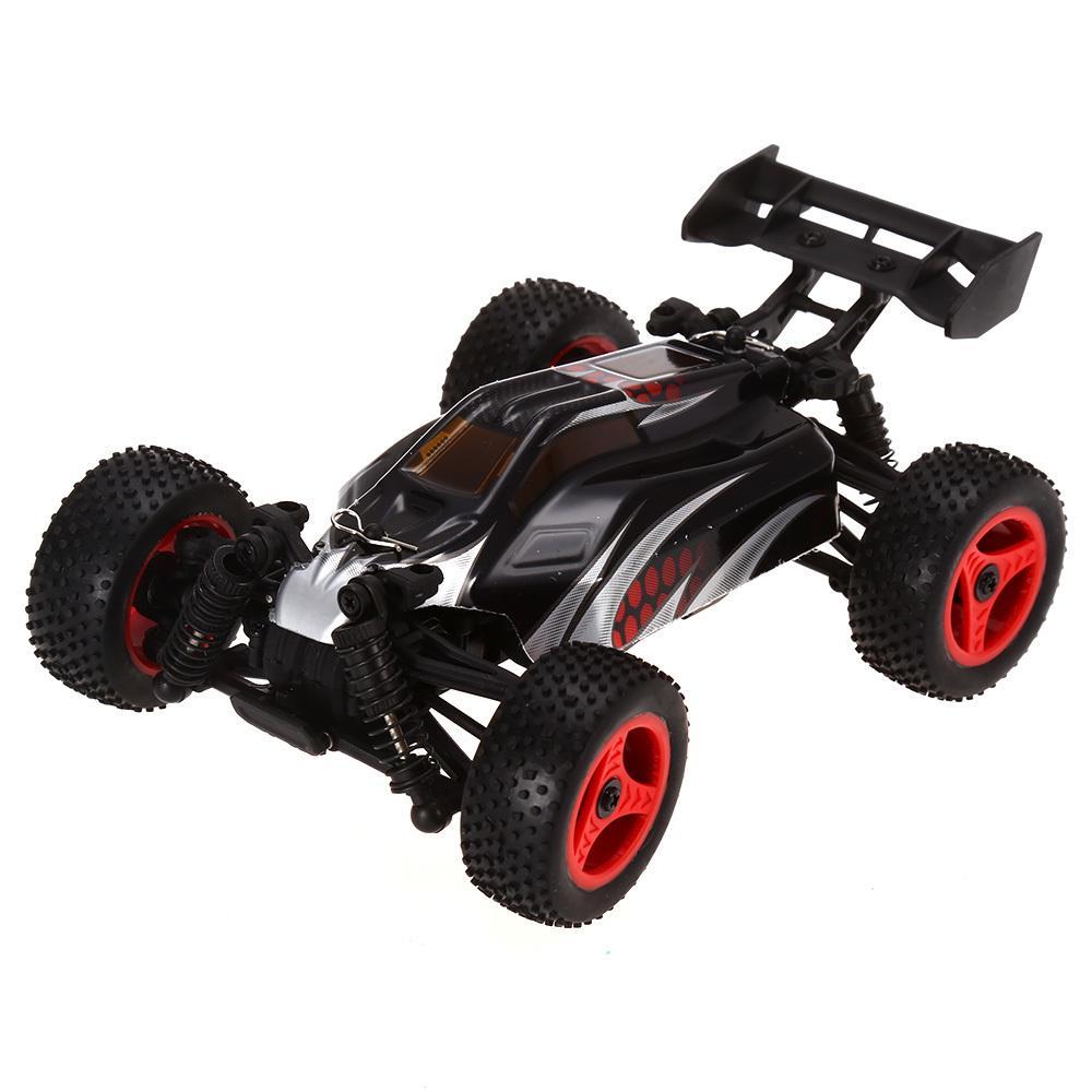 d19b1fe3c Compre Coches Teledirigidos De Alta Velocidad 26km / H 1:24 Full  Proporcional 2CH 2.4GHz 4WD Cepillado RC Racing Car RC Toys Navidad Regalos  Para Niños A ...