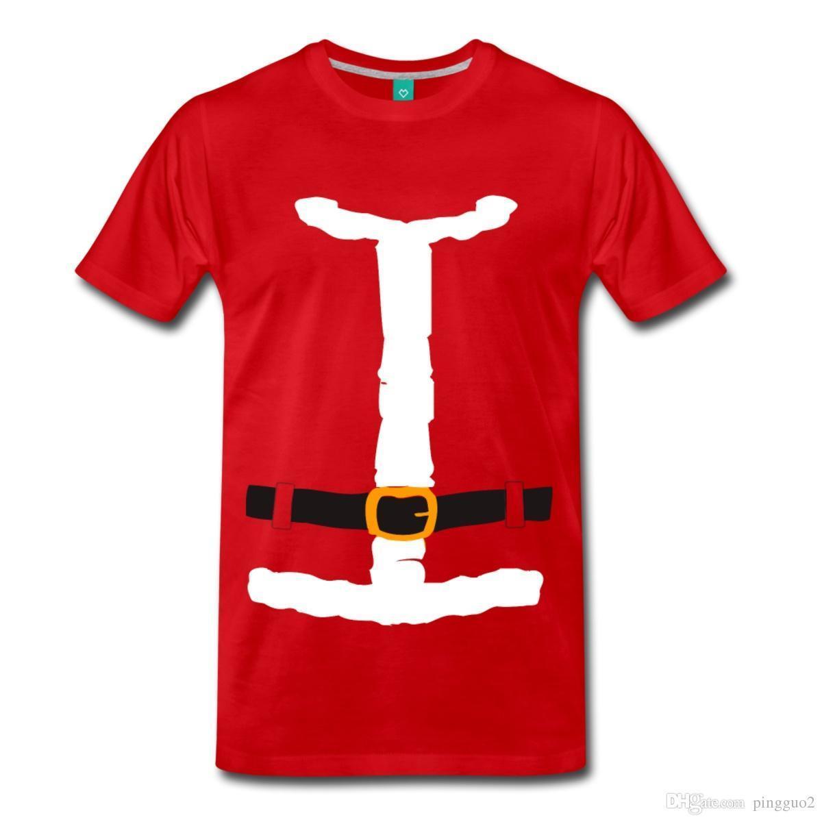 36b576bcbe98 Santa Suit Men S T Shirt 2017 Summer New Brand T Shirt Men Hip Hop Men T  Shirt Casual Fitness New Funny Brand Clothing Top T Shirt Sites Cool T  Shirts For ...