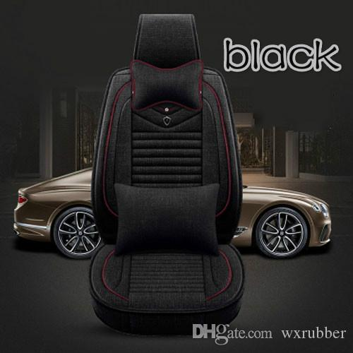 Luxury Type Car Mat Four Season General All Clusive Cloth Art Sedan