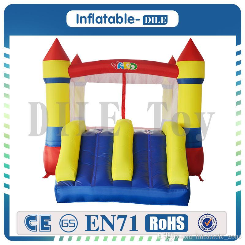 Home Use Inflatable Bouncer Kids Bouncy Castle Bounce House For Party Events Special Gift Ocean Balls