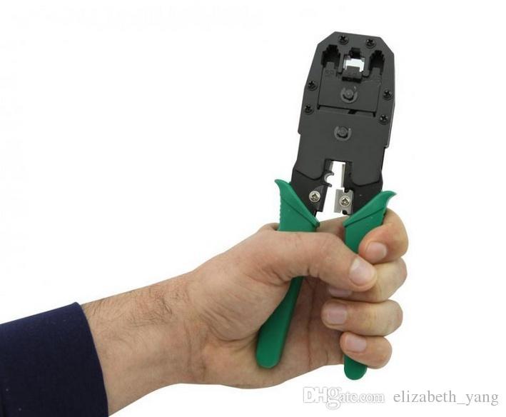 hot sale Multi Tool RJ45 RJ11 RJ12 Wire Cable Crimper Crimp PC Hand Tools Herramientas wholesale
