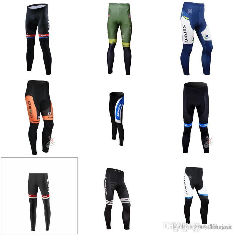 EUSKALTEL FANTINI GIANT Team Cycling Pants Outdoor Mountain Bike High  Quality Ropa Ciclismo Gel Padded Bike Wear C2828 Cycling Outfit Ladies  Cycling Pants ... 3f49704ae